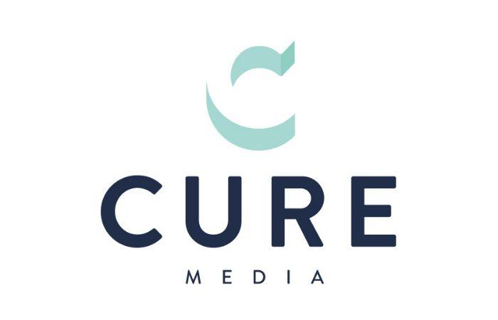 Cure Media Logo | ayzwriting.com