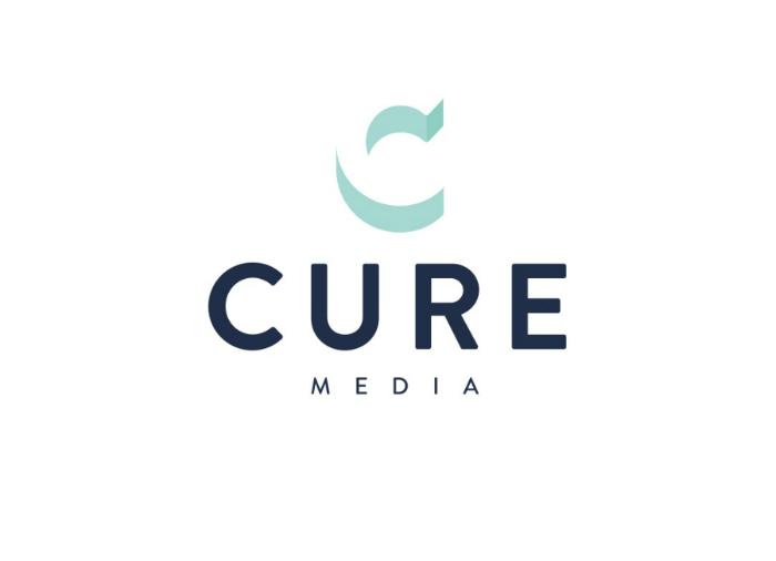 Cure Media Logo   ayzwriting.com