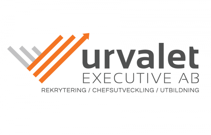 Urvalet Executive AB Logo | ayzwriting.com