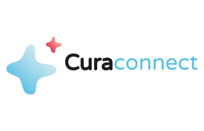 Cura Connect Logo | ayzwriting.com