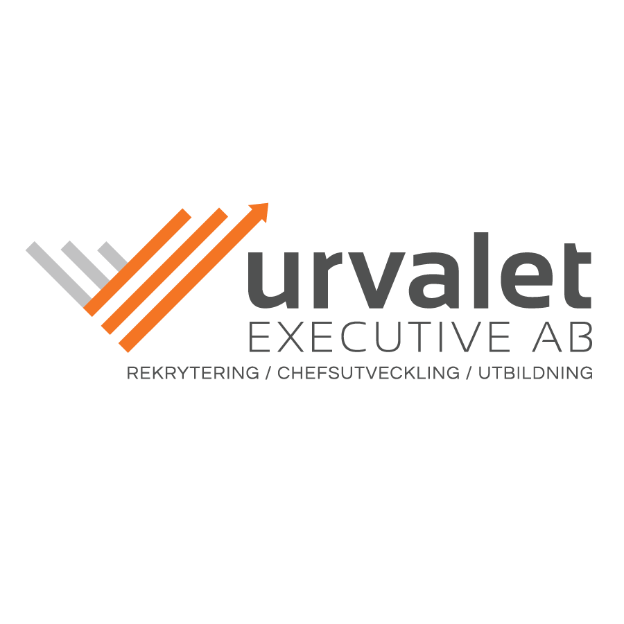 Urvalet Executive AB Logo | ayzwriting.com