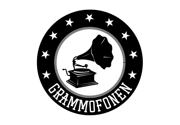 Grammofonen Logo | ayzwriting.com