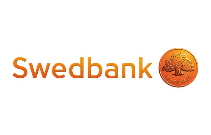 Swedbank Logo | AYZ writing