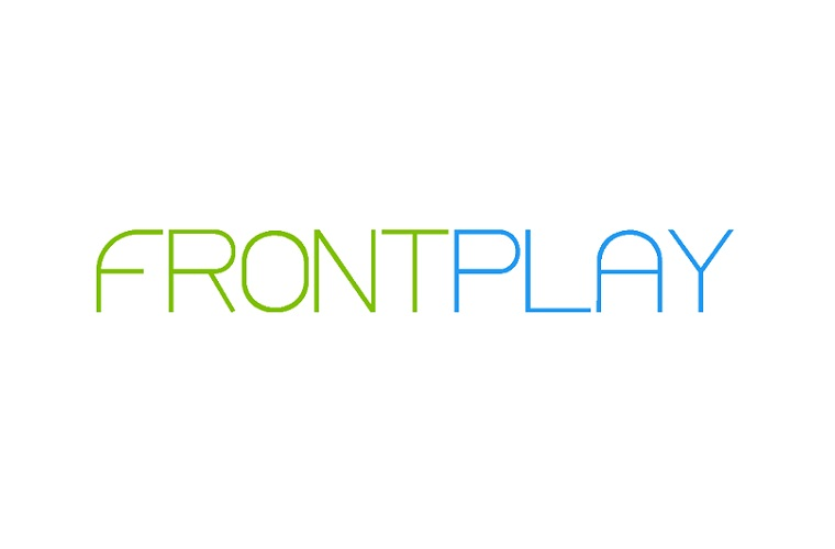Frontplay Headwear Logo   ayzwriting.com